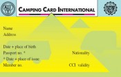 camping card international